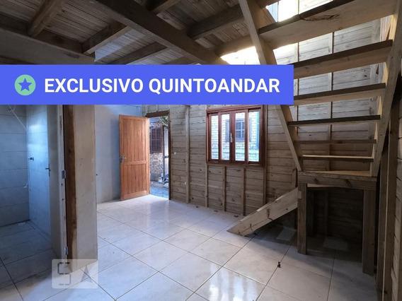 Studio Térreo Com 1 Dormitório E 1 Garagem - Id: 892947028 - 247028