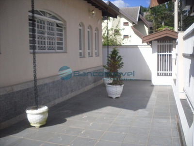 Casa Residencial Em Aguas De Lindóia - Sp, Nova Lindóia Residence - Ca00475