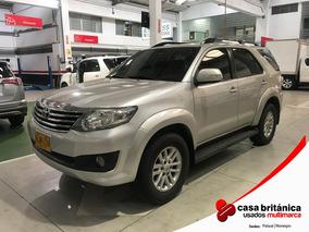 Toyota Fortuner Automatica 4x2 Gasolina