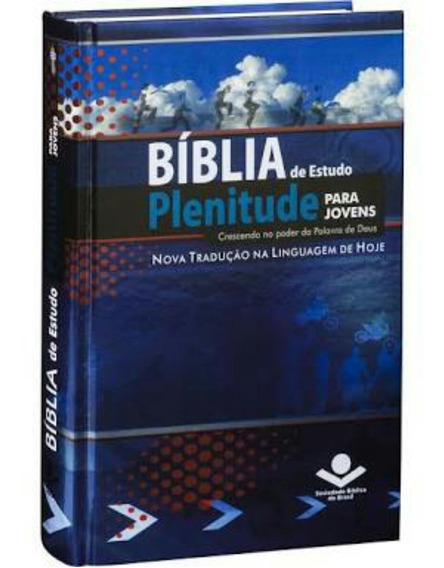 Biblia Plenitude Masculina Media