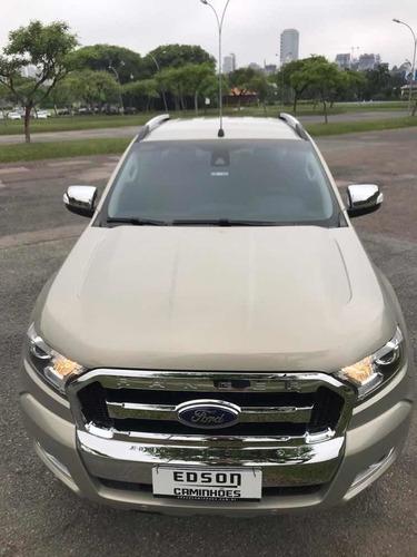 Ford Ranger 3.2 Limited Cab. Dupla 4x4 Aut. 4p Top De Linha