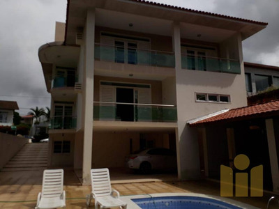Casa Residencial À Venda, Aldebaran Ômega, Maceió. - Ca0287