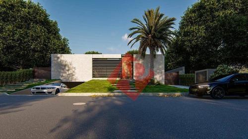 Casa À Venda, 700 M² Por R$ 7.500.000,00 - Alphaville 02 - Barueri/sp - Ca1456