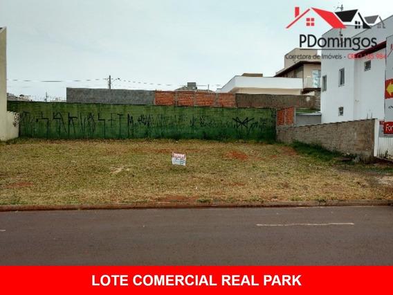 Locação De Lotes Comerciais No Condomínio Residencial Real Park - Sumaré!!! - Te00223 - 2431325