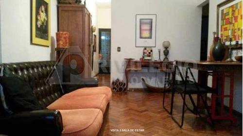 Imagem 1 de 19 de Apartamento À Venda, 3 Quartos, Botafogo - Rio De Janeiro/rj - 14082
