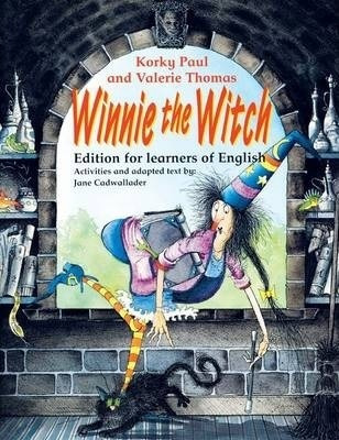 Winnie The Witch - Story Book (with Activity Book)