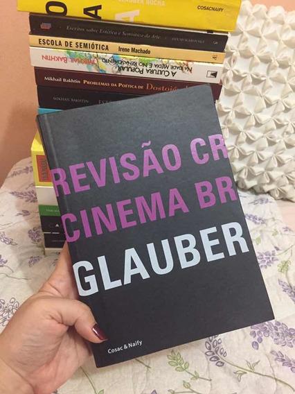 Livro Revisão Crítica Do Cinema Brasileiro - Glauber Rocha