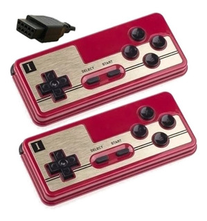 Joystick X 2 Family Game 9 Pines Original Retro Palermo