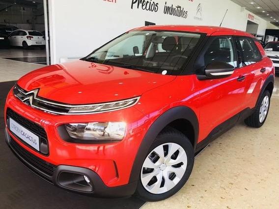 Citroën C4 Cactus Live 0km Financia Sin Interes Retira Ya S