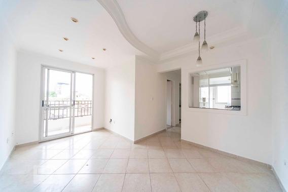 Apartamento Para Aluguel - Jardim, 2 Quartos, 60 - 893044518