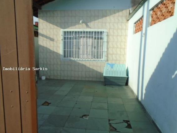 Casa Para Venda Em Praia Grande, Jardim Eloá, 1 Dormitório, 1 Banheiro, 2 Vagas - 156