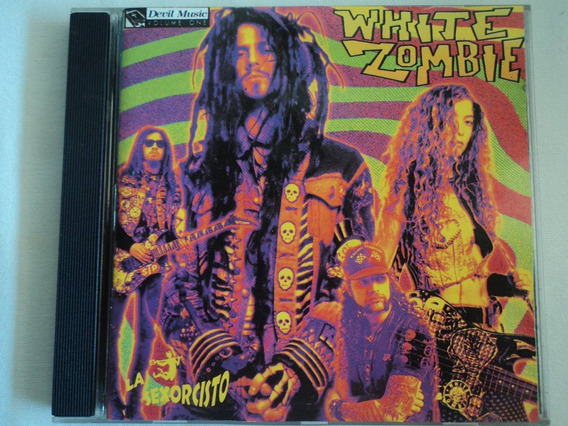 Cd-white Zombie:la Sexorcisto:devil Music Vol.1:rock