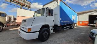Mb 1622 Truck Bau Sider 10m