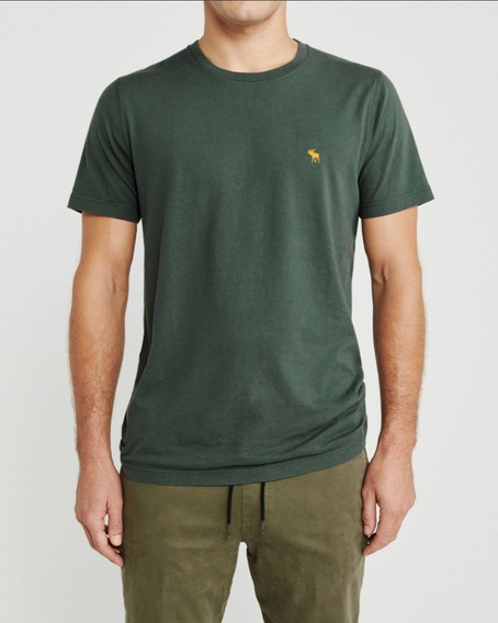 Camiseta Abercrombie Masculina 100% Original Importada Bermudas Moletom Camisas Polos Blusas Gap Shorts Tommy Hollister