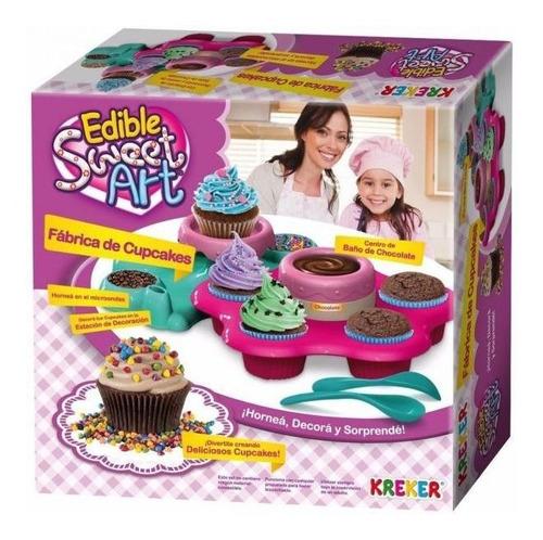 Fabrica De Cupcakes - Exclusivo Para Microondas