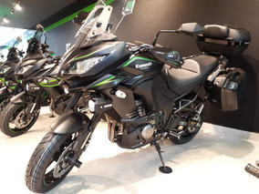Kawasaki - Versys 1000 Tourer - 2018 - Impecável - Juliana