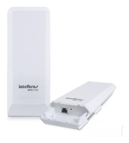 Antena Cpe Wireless Intelbras Wow 5000i 5ghz12dbi Nanostatio