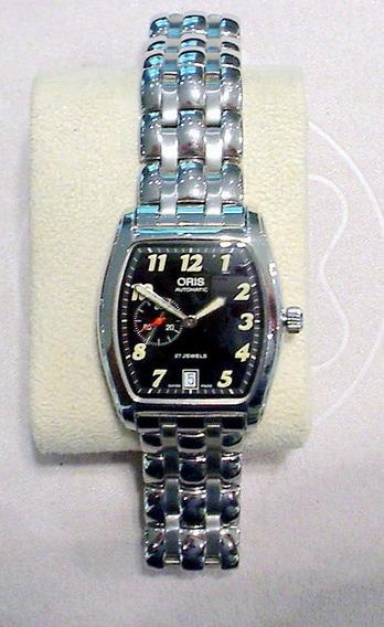 Relógio Oris Tonneau Regulator Date Automatic