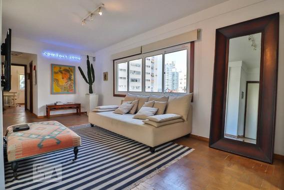 Apartamento Para Aluguel - Jardim Paulista, 2 Quartos, 80 - 893118500