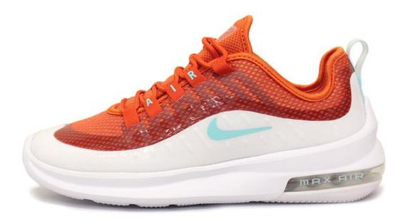 Tenis Nike Air Max Axis Naranja/blanco Bq0126-800