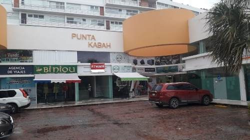 Renta De Local Comercial Punta Kabah Plaza Comercial Cancun