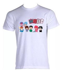 Camisa Camiseta Yu Yu Hakusho Anime Adulto 06