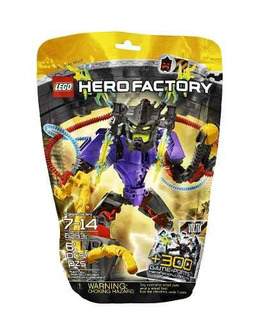 Lego Hero Factory 6283 Voltix Compreonline!