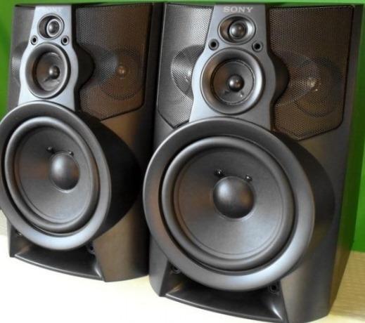 Caixas Acústicas Sony Ssl90v 200 Watts Rms Totais