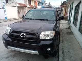 Toyota 4runner Limited 2 Filas Ba Abs Piel Qc At 2006
