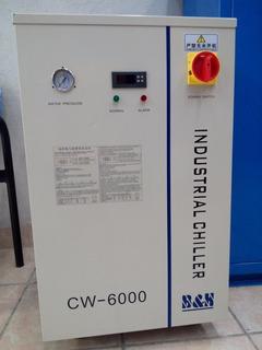 Chiller Recirculador Y Enfriador De Agua 6000