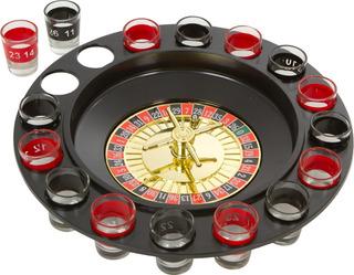 Juego De Mesa Ruleta De Casino Para Beber Shot