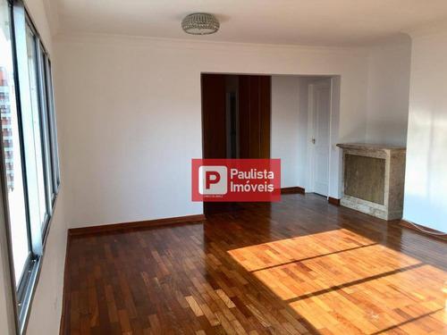 Apartamento Com 3 Dormitórios Para Alugar, 97 M² - Vila Olímpia - São Paulo/sp - Ap30678