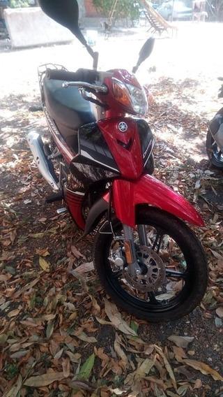 Motoneta Yamaha Crypton 2019