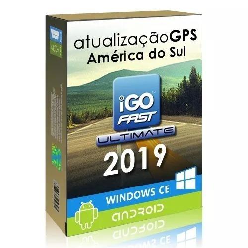 Atualização Gps 2019 Igo Primo Titanium
