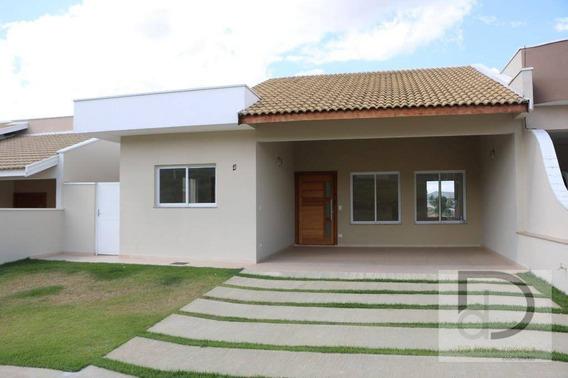 Casa Residencial À Venda, Condomínio Colina Dos Coqueiros, Valinhos. - Ca2743