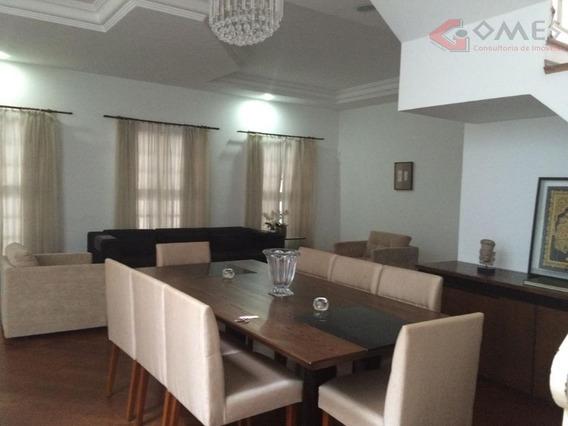 Sobrado Com 4 Dormitórios À Venda Por R$ 1.200.000 - Nova Petrópolis - São Bernardo Do Campo/sp - So0636