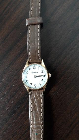 Relógio Feminino Omega Mini, Antigo.