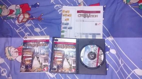 Civilization Iv Complete Edition Para Pc Leia