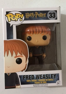 Funko Pop - Harry Potter - Voldemort - Fred Weasley - Dobby