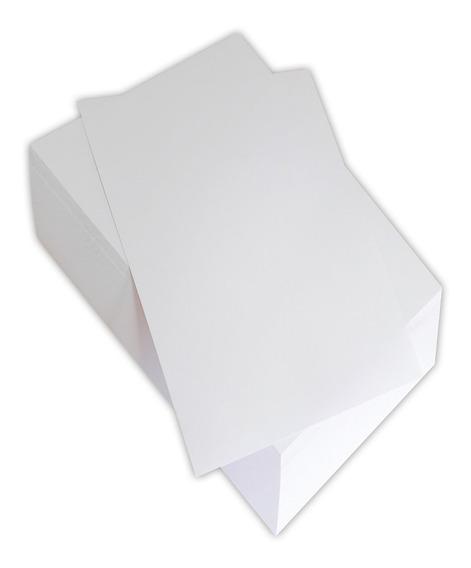 Papel Offset 180g A4 500 Folhas Sulfite 180gr 21x29,7 Cm