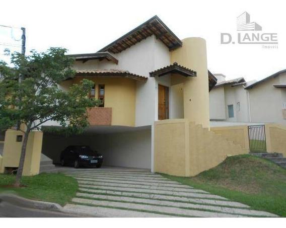 Casa Com 3 Dormitórios À Venda, 270 M² Por R$ 1.080.000,00 - Condomínio Millenium - Valinhos/sp - Ca13391