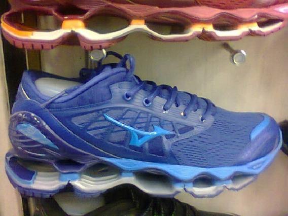 Tenis Mizuno Prophecy 9 Azul Nº42 Original Na Caixa!!!