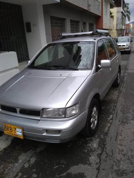 Hyundai Santamo Automática