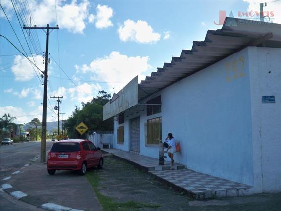 Galpão Comercial À Venda, Centro, Iguape. - Ga0004