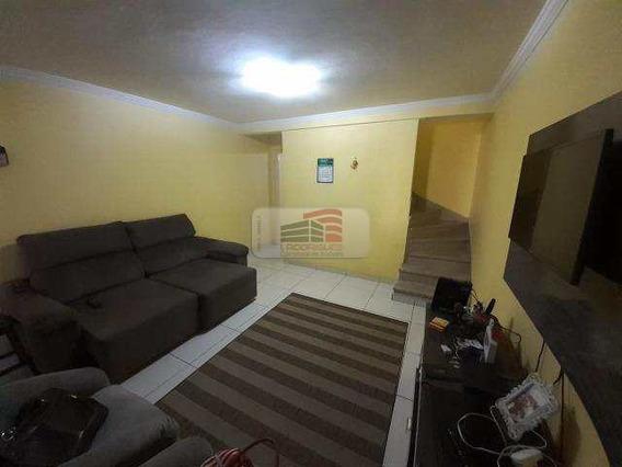 Sobrado Com 2 Dorms, Alves Dias, São Bernardo Do Campo - R$ 320 Mil, Cod: 259 - V259