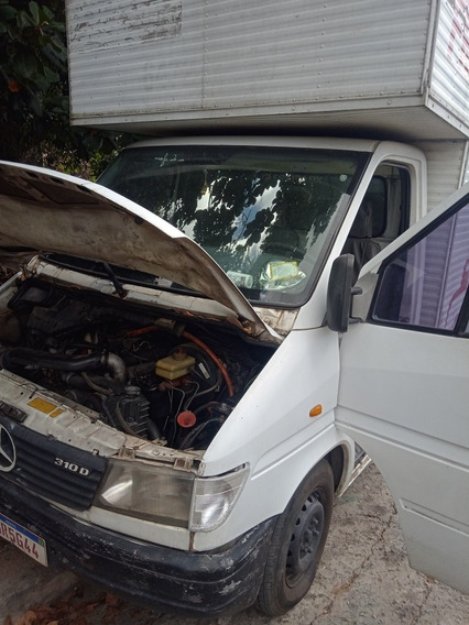 Mercedes-benz Sprinter Chassi Bau