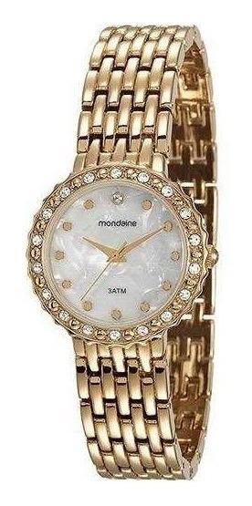 Relógio Mondaine Feminino Clássico 94788lpmvdm1 Frete Grátis