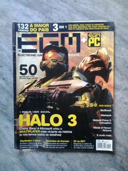 Egm Brasil Nº 68 Halo 3