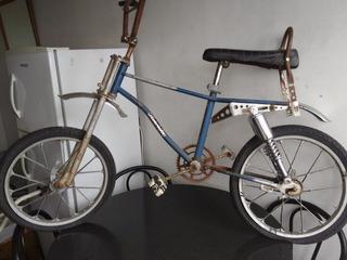 Bicicleta Asiento Banana Aurorita Willy