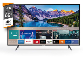 Smart Tv 65 Samsung 65nu7100 4k Hdr
